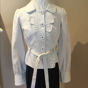 🍭Anthropologie Taikonku Pretty Jacket DONATE